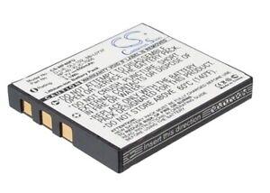 Li-ion Battery for BenQ DC X600 X600 3.7V 850mAh