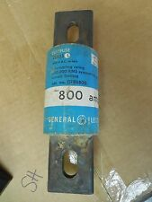 GE Current Limiting Fuse GF8B800 800A 800 A Amp 600 VAC New