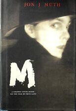 Graphic Novel - M (Fritz Lang Film - Stadt sucht Mörder) Jon J. Muth, US-Ausgabe