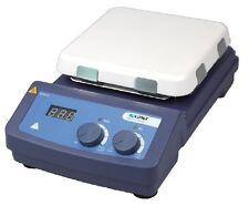 Scilogex MS7-H550-S LED Digital 7x7 Ceramic Hotplate Stirrer