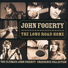 JOHN FOGERTY The Long Road Home CD NEW Best Of CREEDENCE CLEARWATER REVIVAL