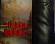 THE EVOLUTION HANDBOOK (CRUNCHER)-992 PAGES-BRAND NEW-- ENCYCLOPEDIC TYPE BOOK