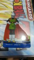dragon ball lamincards edibas italia serie oro n 5