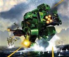 BattleTech Mechs, Vehicles etc brand new unpainted