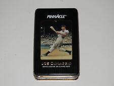 1993 Pinnacle Joe DiMaggio Limited Edition 30-Card Set