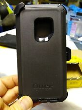 OtterBox Defender Series Case for Samsung Galaxy S9 - Black