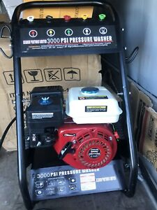 3000 Psi Petrol Pressure Washer