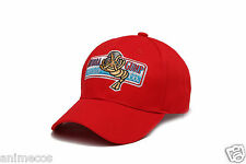 Bubba Gump Shrimp Co hat Run Forrest Tom Hanks Halloween party costume red cap