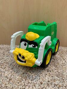 Tonka Gus 'n Gobbler Garbage Truck Chuck & Friends talking RARE Hasbro 2005