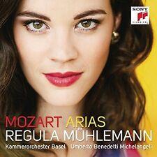 Regula Muhlemann - Mozart Arias [New CD] UK - Import