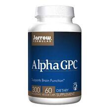 Alpha GPC 300,  300mg x 60VCaps,  Sleep, Relax, Memory, Jarrow Formulas