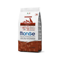MONGE CANE ADULT AGNELLO/RISO/PATATE ALL BREEDS KG. 2.5