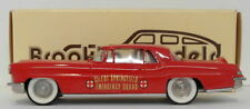 Brooklin 1/43 Scale BRK11  - 1956 Lincoln Continental City Of Springfield 1 Of 2