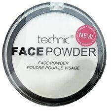 Technic White Face Powder Compact 8g Tc052