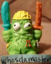 The Trash Pack UFT Series 1 #54 GENERAL WASTE Green Mini Figure Mint OOP