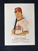 2007 Topps Allen and Ginter #182 Conor Jackson - NM-MT