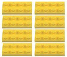 Manca LEGO Brick GIALLO 3020 x 8 PIASTRA 2 x 4