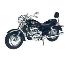 HONDA VALKYRIE BLACK 1/6 MOTORCYCLE MODEL BY MOTORMAX 76252