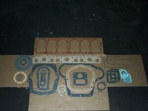 Chris-craft Marine M Series Engine Gaskets