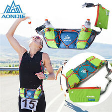 AONIJIE Running Waist Bag Outdoor Multifunction Lightweight Water Bottle Holder