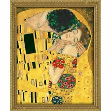 Artibalta Diamond Painting CRYSTAL ART CRAFT DIY Gustav Klimt DER KUSS 40x50cm