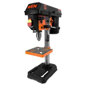 2.3 Amp 8 in. 5-Speed Benchtop Drill Press