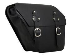 Satteltasche links 12L Harley Dyna Low Rider S (bis 2017) Packtasche Buffalo Bag
