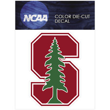 Stanford Cardinal Logo NCAA Die Cut Vinyl Car Sticker Bumper Window