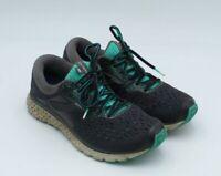 Brook's Women's Sz 8.5 Glycerin 16 Running Shoes 1202781D081 Charcoal Teal $199