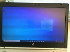 HP Elitebook 8470P, Windows 10 Pro, 8GB Ram, 480GB SSD, MS Office