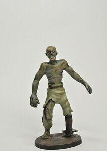 Soldier Resin Zombie figure 60mm