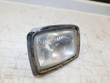 honda atc110 head light lamp lens glass atc125m atc125 83 1983 84 1984 1985 85