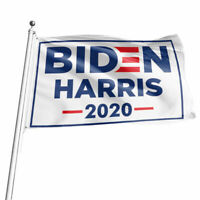 Joe Biden Kamala Harris Campaign for 2020 America President 3x5 Flag Democratic