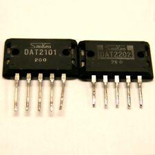 Matched pulled original transistors DAT2101 DAT2202 Sanken