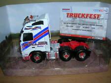 Corgi Volvo Fh ( Face Lift ) Collier - Cowdenbeath, Tractor Truck Truck, 1:50