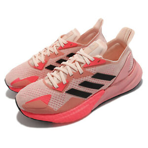 adidas X9000L3 W BOOST Pink Black Women Running Sports Casual Shoes EH0048