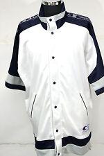 GIACCA VINTAGE CHAMPION stile baseball jersey college jacket TAGLIA L  668