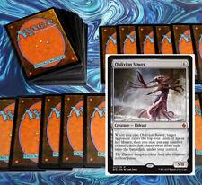 mtg GREEN LANDFALL DECK Magic the Gathering rares 60 cards multani scute mob