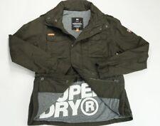 Superdry Dark Green Military Rookie Jacket-RRP £95