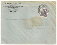 COVER BRESIL BRAZIL SAO PAULO TO SWEDEN. 2 SCANS. L622