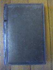 Bryant Poems (Vol.1) -Appleton NY, 1857 (Harvard / Deturs Prize /F. Hosmer 1859)