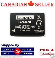 DMW-BMB9E DMW-BMB9 BMB9GK DMW-BMB9PP Camera Battery For Panasonic FZ40 FZ45 FZ48