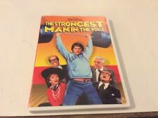 THE STRONGEST MAN IN THE WORLD DISNEY DVD