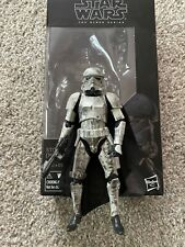Star Wars Black Series Stormtrooper ( Mimban ) Walmart Exclusive Loose With Box