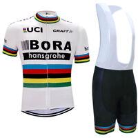 Ropa de ciclismo Bora set maillot cyclisme maglia cycling jersey equipement