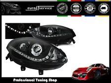 NEUF FEUX AVANT PHARES LPFI18 FIAT BRAVO II 2007- DAYLIGHT NOIR