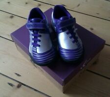 CLARKS GIRLS TRAINERS, 10 1/2 G , BRAND NEW WITH BOX