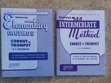 Hal Leonard Rubank Elementary Intermediate Method Cornet or Trumpet 04470180