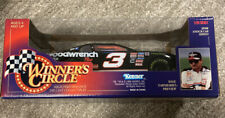 1998 Winners Circle Wrangler # 3 Dale Earnhardt Stock Car Series 1/24th scale