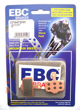 EBC Avid Elixir Disc Brake Pad - Red